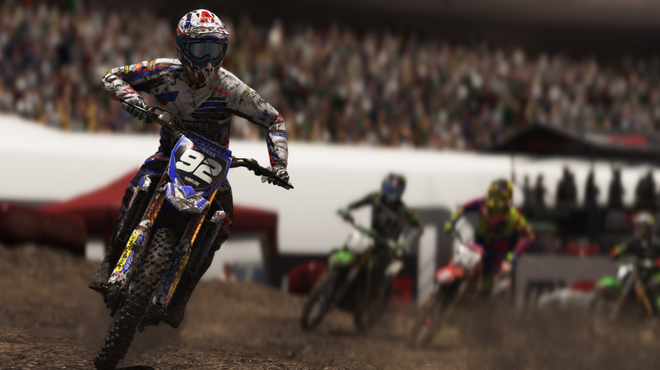 MXGP 2 - The Official Motocross Videogame