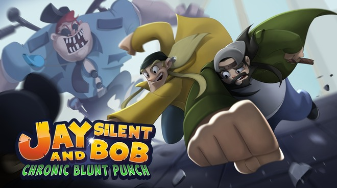Jay and Silent Bob: Chronic Blunt Punch